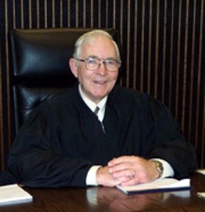 Judge Clinton W. Smith