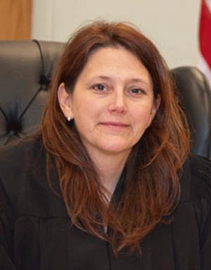 Judge Joy Reynolds McCoy
