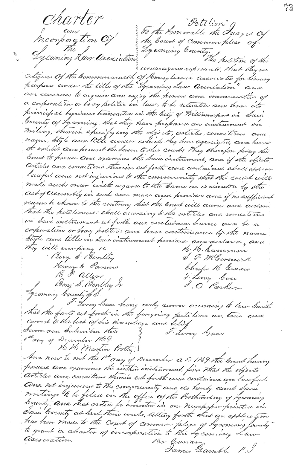 Charter page 1