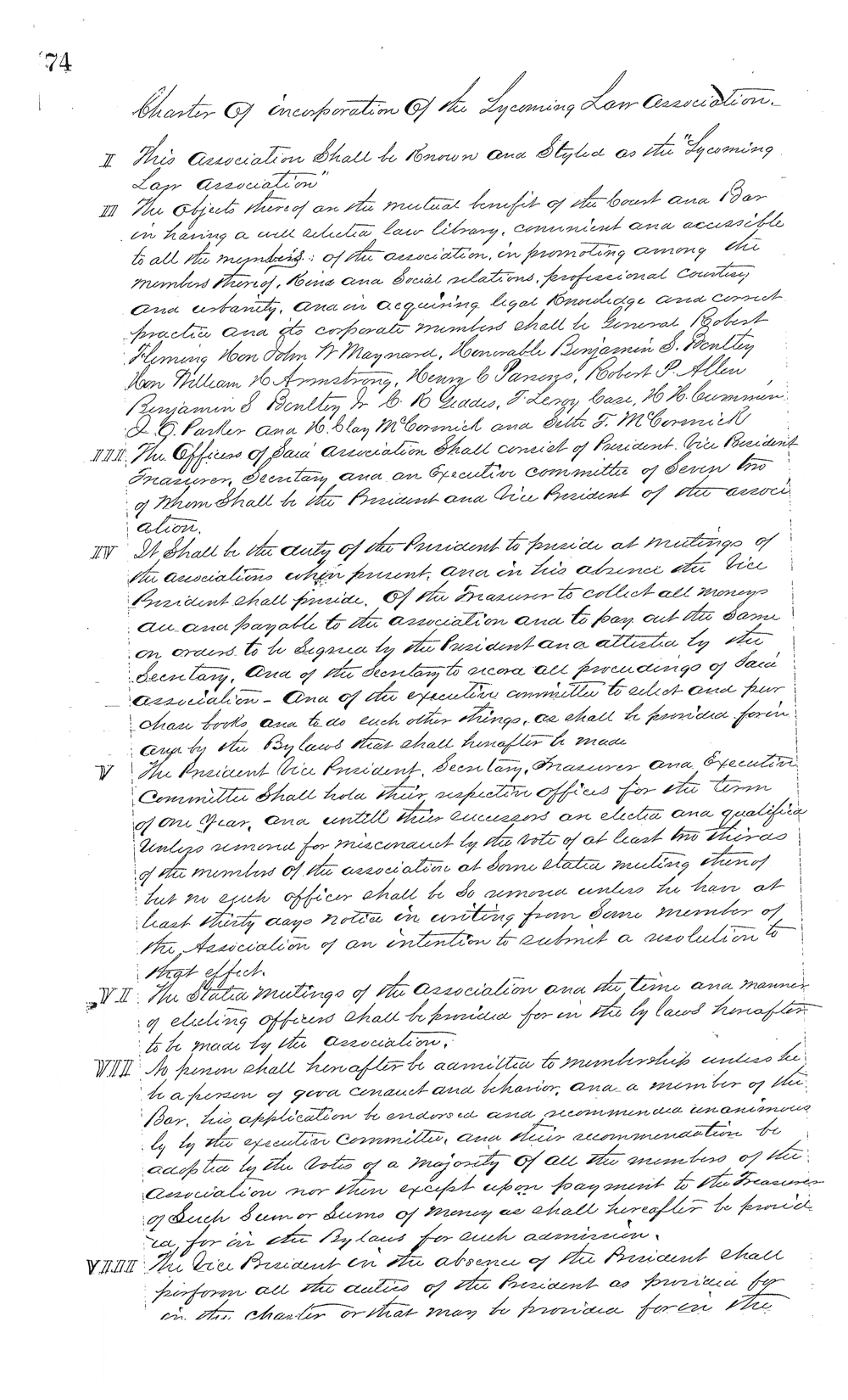 Charter page 2