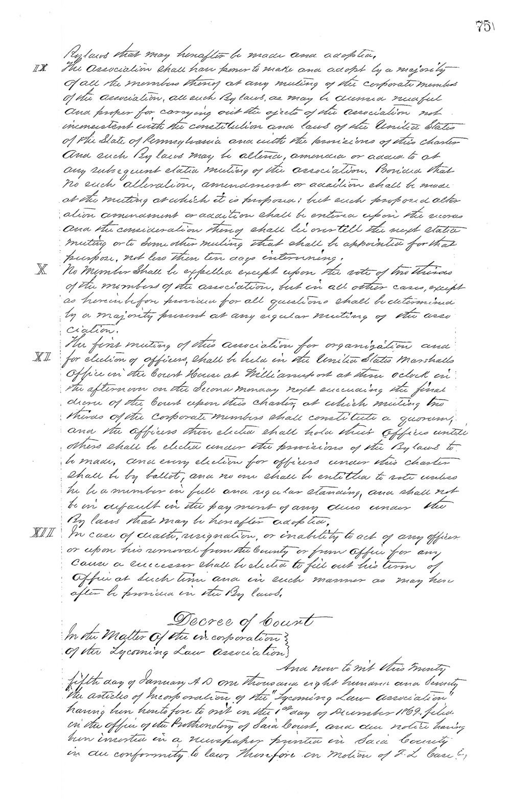 Charter page 3