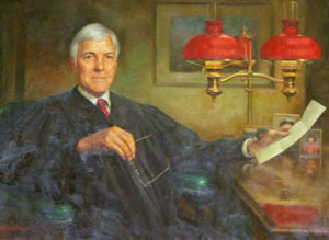 Judge James Focht McClure, Jr.