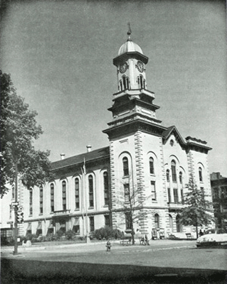 Lycoming County Courthouse