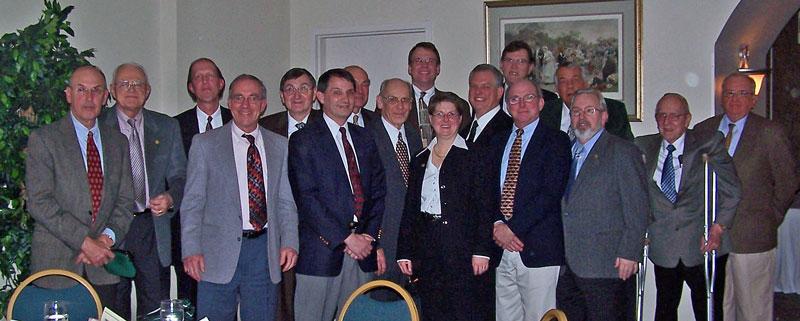2008 Past Presidents