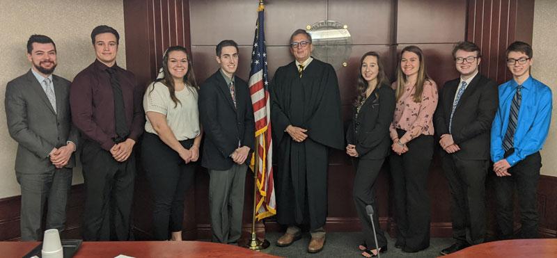 St. Marys Mock Trial Team