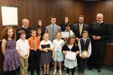 Law Day 2015 Art & Essay Contest Winning Entries