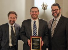 Nichols Public Service Award Goes to Corey Mowrey