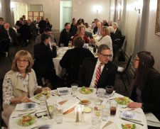 Awards and Recognition Highlight Annual Banquet
