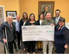 LLAF Awards Funds for Courthouse Excursion