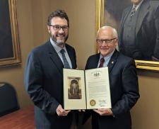 Pennsylvania Senate Recognizes LLA 150th Anniversary