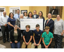 Montoursville Mock Trial Team Receives Support from Foundation
