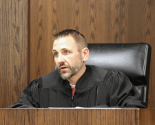 Judge Ryan Tira Takes the Oath of Office
