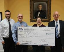 West End Christian Community Center Receives Pro Bono Award Funds