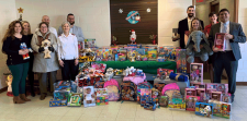 Successful Angel Tree Toy Drive Concludes