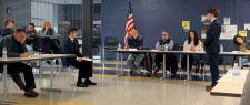 Montoursville's Mock Trial Program Supported by LLA Members