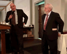 Charles F. Greevy, Feted for 50 Years at the Bar