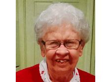 Annabel Miller - 1926-2020