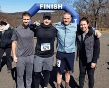 District Attorney's Office Runs for a Cause
