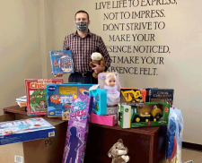 Toys for Lycoming County Children