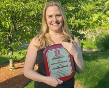 Harlow Named Junior League Woman of the Year