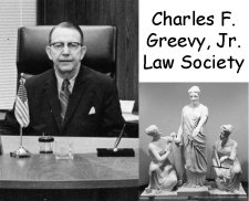 Local Inns of Court Group Reorganized as Charles F. Greevy, Jr. Law Society