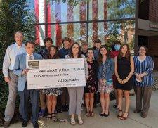 LLA Foundation Supports Montoursville Mock Trial Program